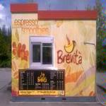 NEW Brevita kiosk with NEW equipment!